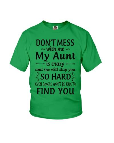 Dont Mess - Crazy Aunt -  Slap So Hard