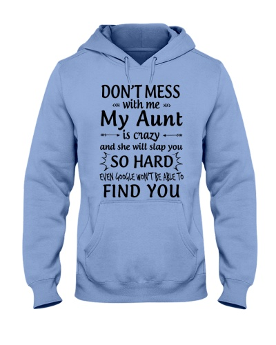 Dont Mess - Crazy Aunt -  Slap So Hard