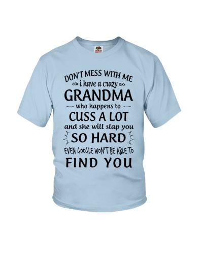 Crazy Grandma -  Slap So Hard