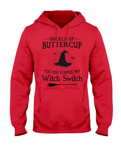 Buckle Up Butter Cup - Witch Switch