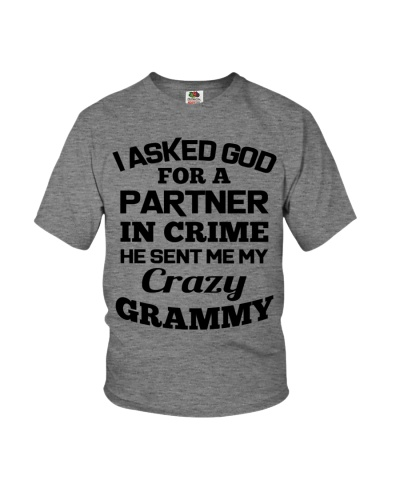 Partner In Crime Crazy Grammy