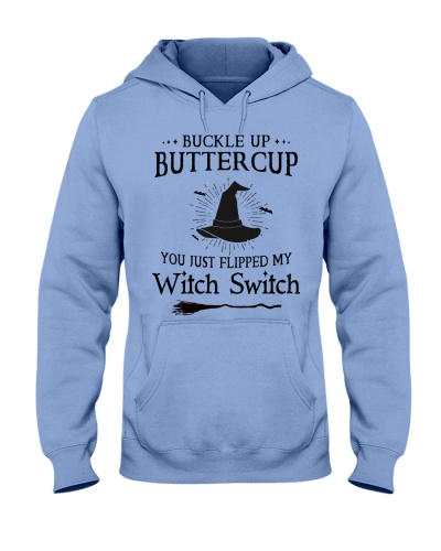 Flipped My Witch Switch
