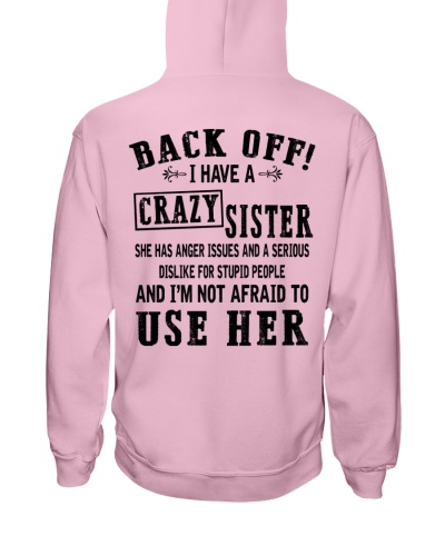 Crazy Sister - Anger Issues