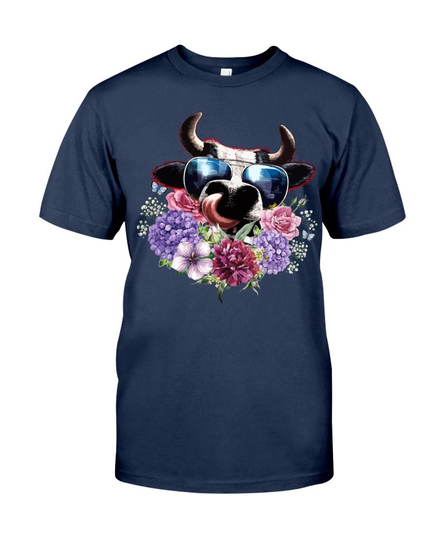 Cow Print T-shirt Unisex Tshirt