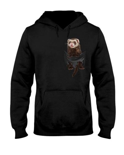 Ferret in pocket