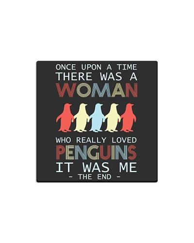 It was me-Penguin