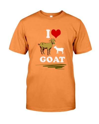 I Love Goat LIMITED EDITION