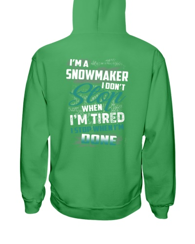 SNOWMAKER - Limited Edition