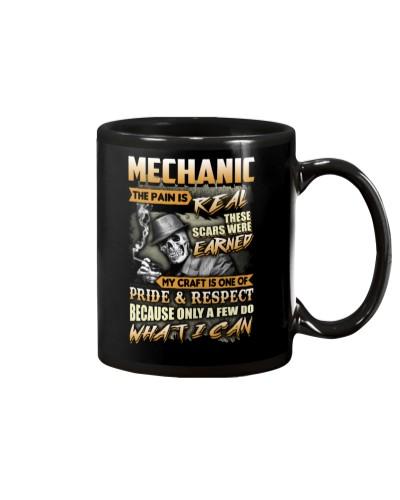 MECHANIC - Limited Edition