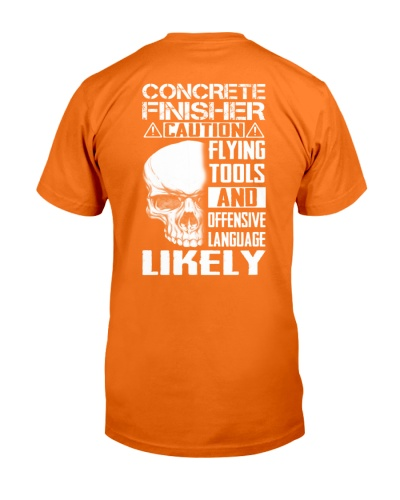 Concrete Finisher - Limited Edition