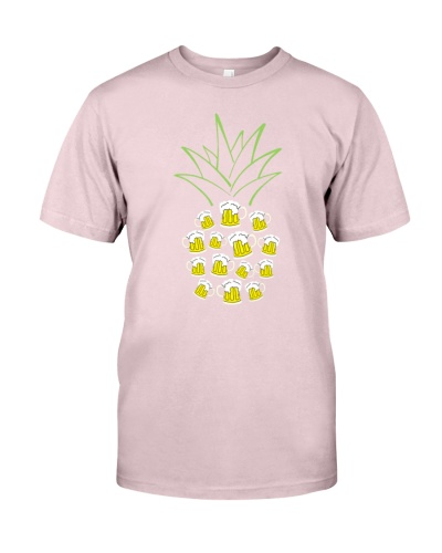 Pineapple And Beer T-SHIRT