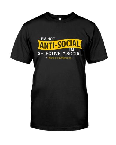 I'M NOT ANTI-SOCIAL