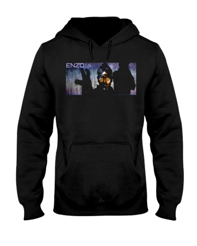 ENZO IN THE STATIC OFFICIAL MERCHANDISE