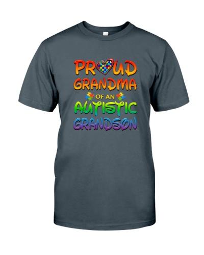 Autism proud grandma of autistic grandson