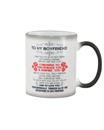 TO MY BOYFRIEND-I TAKE YOU TO BE MY BEST FRIEND