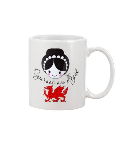 Cymraes am Byth - Welsh Lady Forever