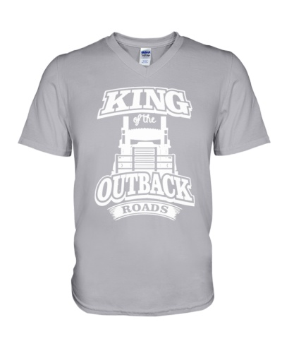 King Of The Outback Roads