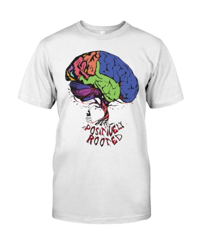 Positively Rooted -MULTI COLOR-brain-Girl
