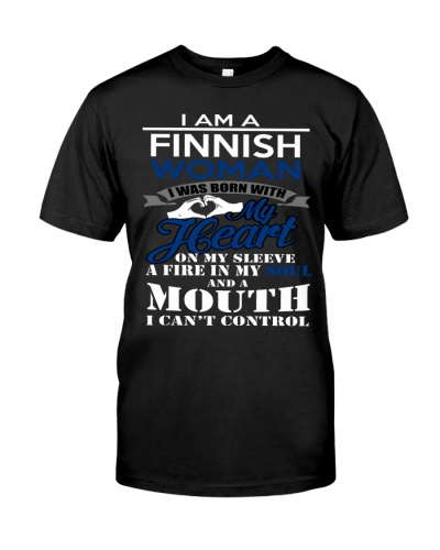 I AM A FINNISH WOMAN