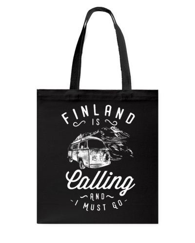 FINLAND IS CALLING AND I MUST GO
