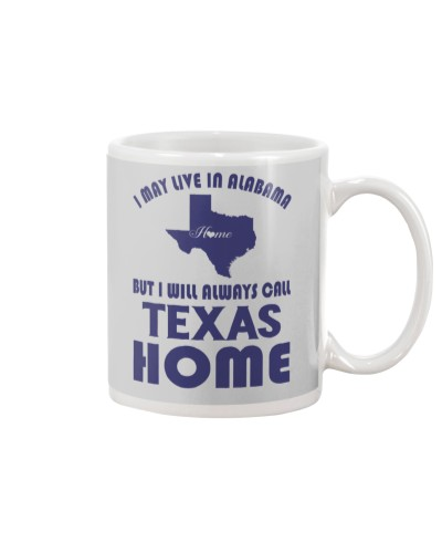 Live in Alabama But Call Texas Home