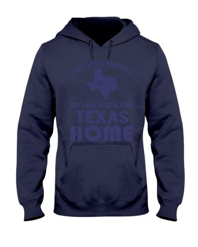 Live in Nebraska But Call Texas Home