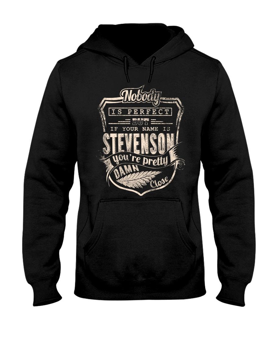 STEVENSON NOBODY