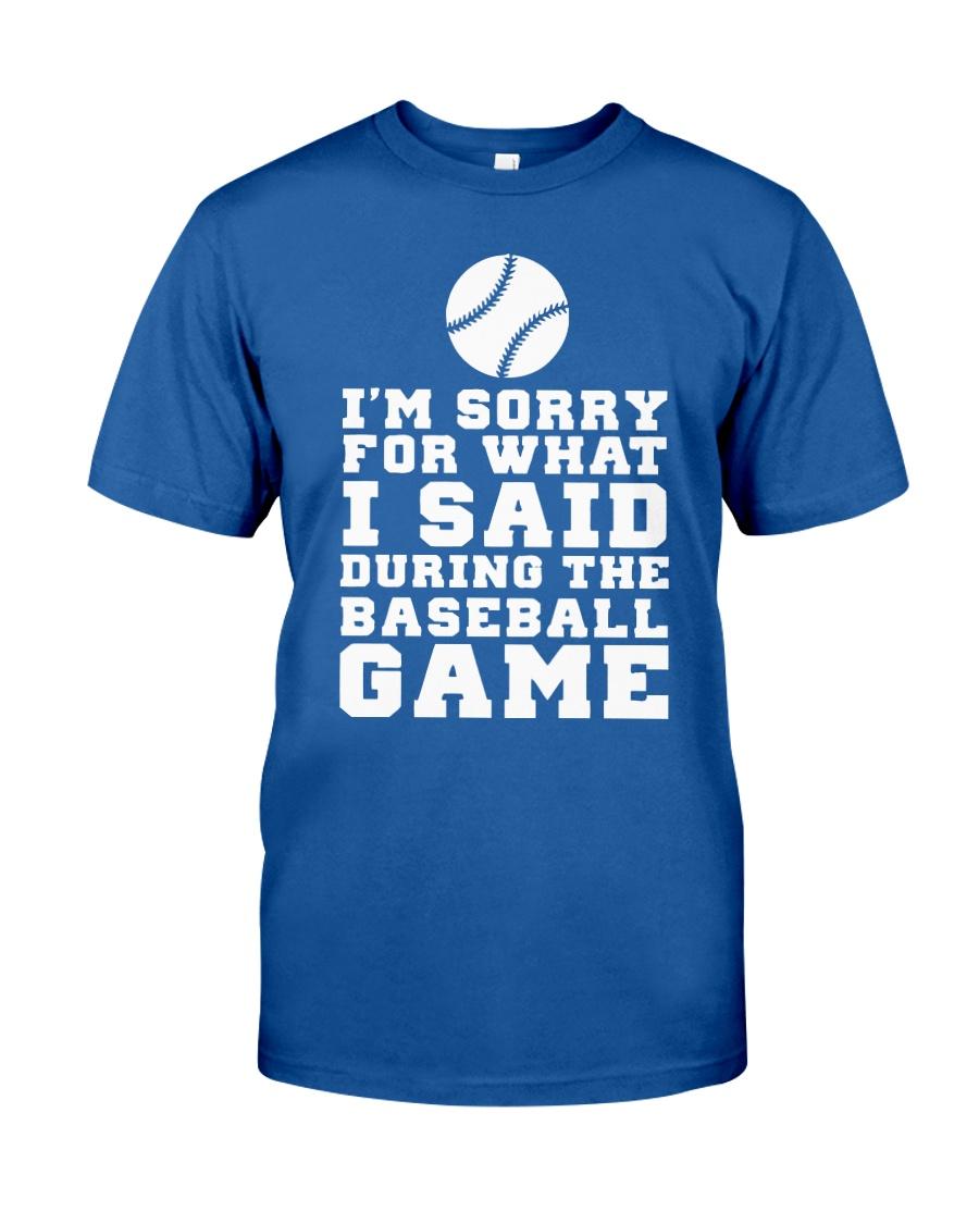 Baseball Unisex Tshirt