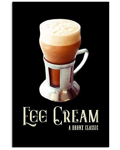 Egg Cream - A BRONX CLASSIC