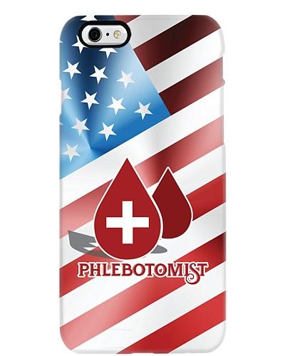 Proud Phlebotomist's Phone Case