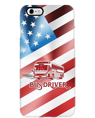 Proud Bus Driver's Phone Case