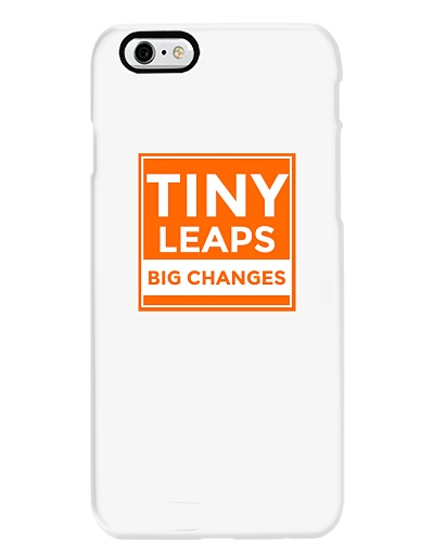 Tiny Leaps Big Changes Merch