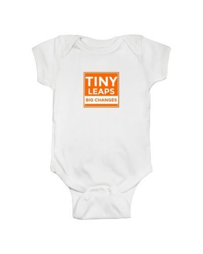 Tiny Leaps Big Changes Merch
