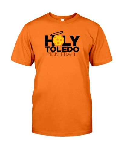 Holy Toledo Pickleball shirt