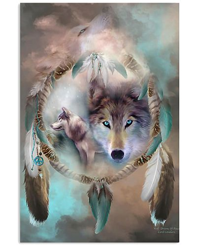 Awesome Wolf Poster