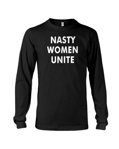 a0377ae0 Nasty Women Unite T-shirt | TeeChip