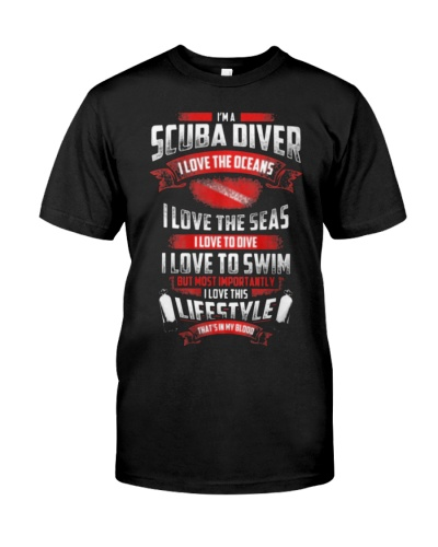 Scuba diving Lifestyle