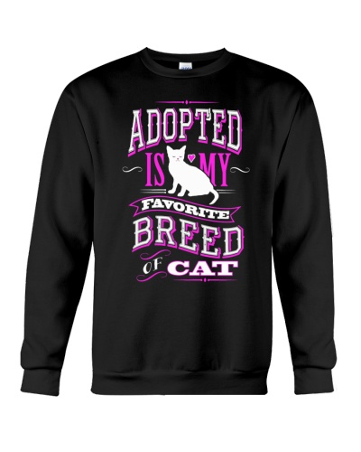 Adopted is my favorite breed of cat - Funny Cat