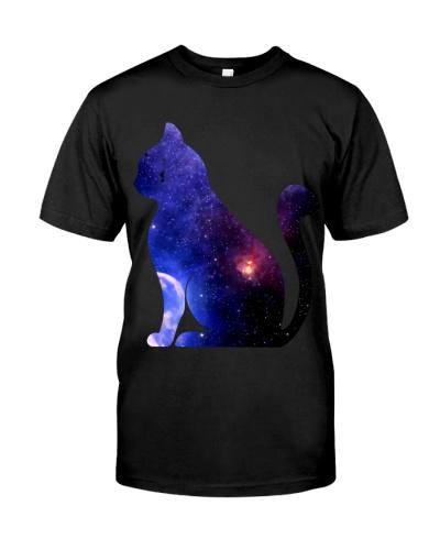 Cat imagine the universe