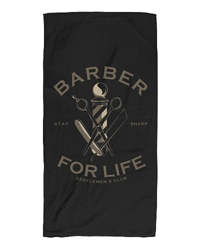 Barber For Life Classic Vintage T-Shirt