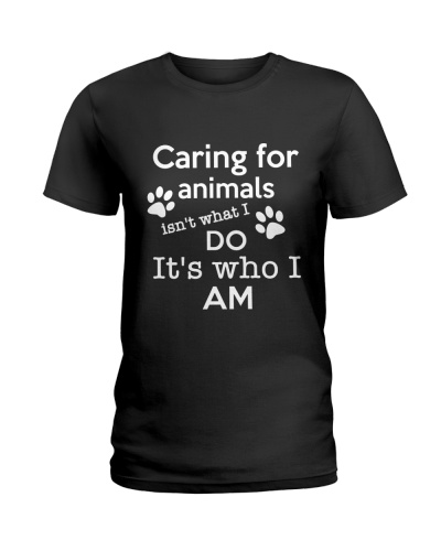 CARING FOR ANIMAL