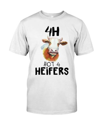 4H HOT 4 HEIFERS