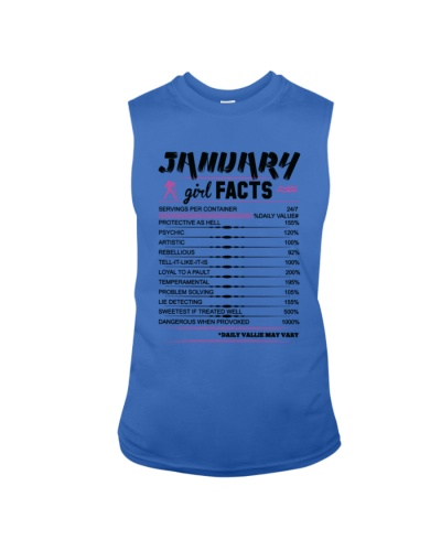 January Girl Facts Aquarius