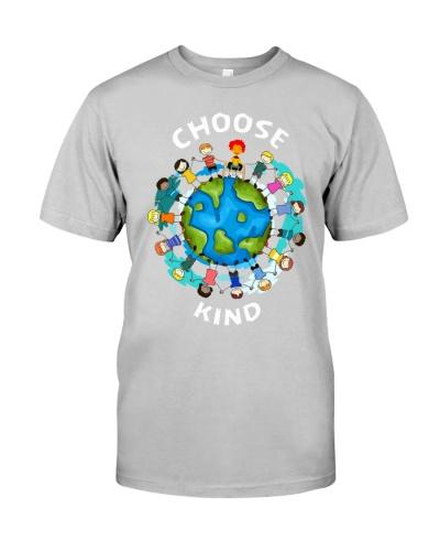 Choose kind earth