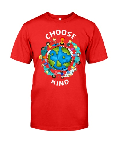 Choose kind earth