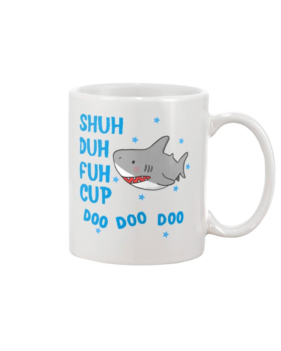 Shuh Duh Fuh Cup Doo Doo Doo Mug