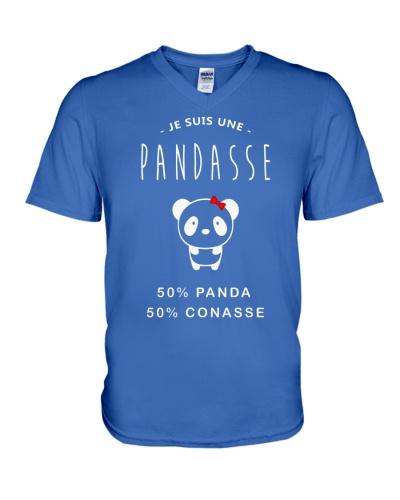 Je suis une pandasse