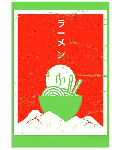 Vintage Japanese Ramen Anime - Ramen