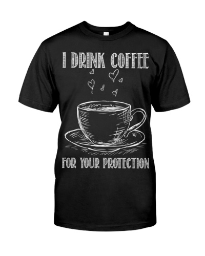 I Drink Coffee