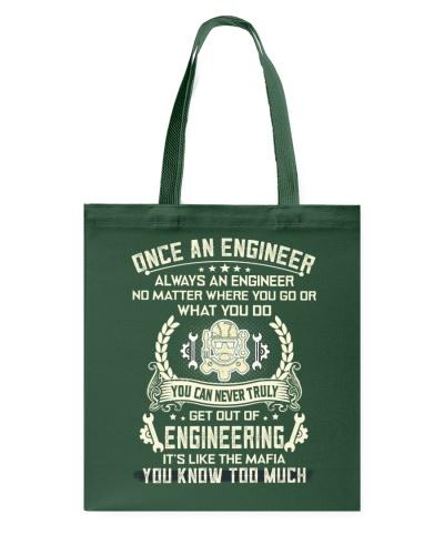 ALWAYS AN ENGINEER
